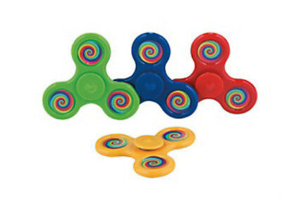 Value Fidget Spinners x 4 :  Teacher Resource for Special Needs Students