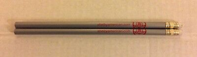 Lot of 2 Shelby American Cobra Pencils NEW