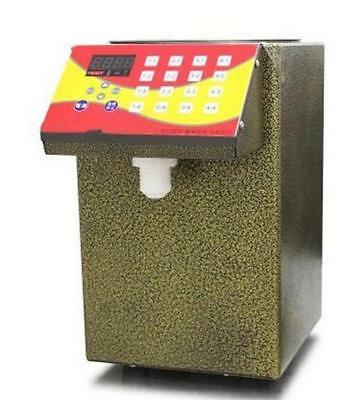 Fructose dispenser Bubble tea Equipment fructose quantitative machine 220V -New