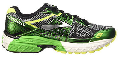 Brooks Vapor 3 Laufschuh Herren Black/Classic Green/Night Life 44,5 *UVP 119,99