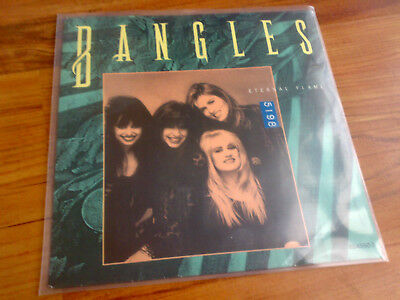 "Bangles - Eternal Flame (7"", Single) 90er schmuse HIT"