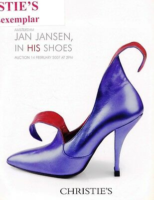 JAN JANSEN SCHUH-DESIGN - IN HIS SHOES: Christie's Ams. 07 +results