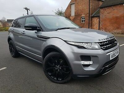 Land Rover Range Rover Evoque 2.2 SD4 Dynamic - with Panoramic Roof