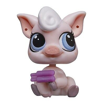 Littlest Pet Shop Get The Pets Single Pack Lolly Pinkington. Best Price