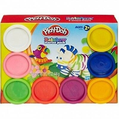 Perfect for Play, Nontoxic Conforms Twist and Mould, Rainbow Starter Pack,