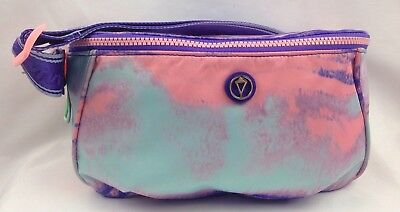 Lululemon Ivivva Bag Gym Crossbody Fanny Pack Around About Girls Yoga Purple