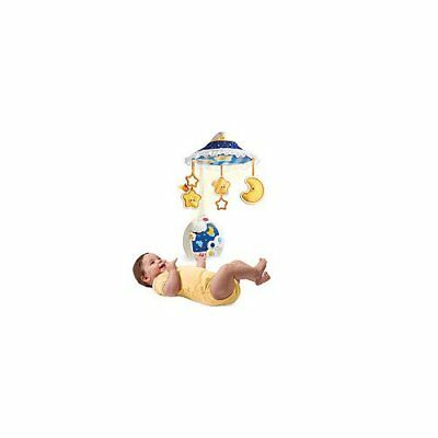 Starry Night Mobile Soother Light Lights Nursery Décor Baby