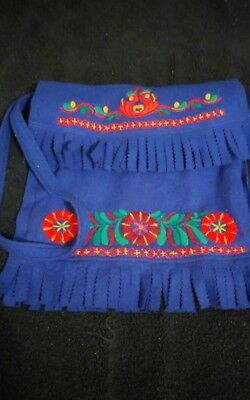 Hungarian Embroidered Purse