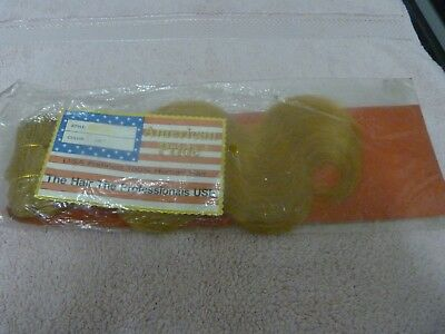 American Pride Colour 144# USA Refined 100% Human Hair (Gold Collection)  -2