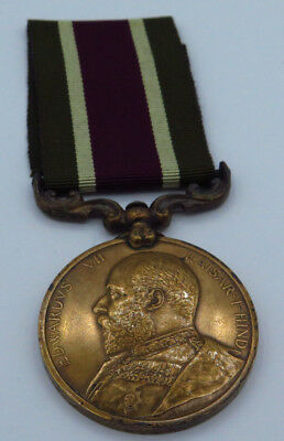 Great Britain Tibet Medal 1903-1904 Issued to Cooly Dhani Nam Gurung S&T Corps