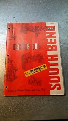 South Bend Machine Tools Catalog 6301