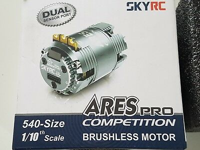 SkyRc Ares 21,5T Stock bruhsless Motor