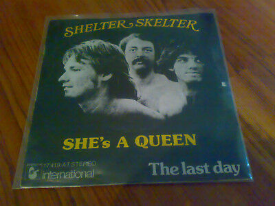 "Shelter Skelter - She's A Queen (7"", Single)"