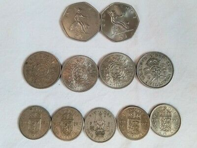 Old english coins