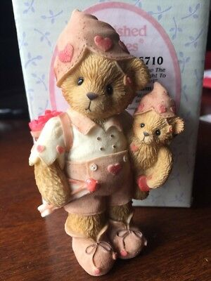 """Cherished Teddies """"Liam"""" You Know The Way Straight To My Heart 2003 European Exc"""