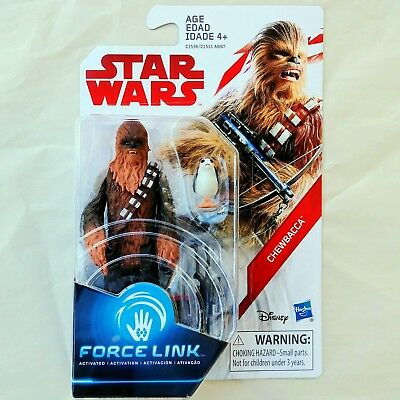 CHEWBACCA Star Wars The Last Jedi 3.75 Teal Wave 2 Action Figure