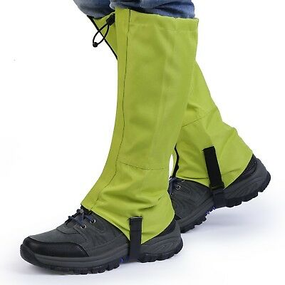 (Green, Large) - OUTAD Waterproof Outdoor Hiking Walking Climbing Hunting Snow
