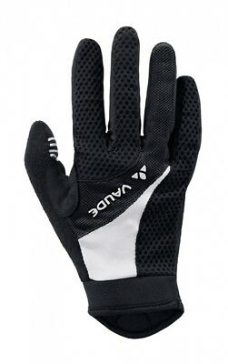 (9, Black) - Vaude Dyce Women's Gloves. Free Delivery