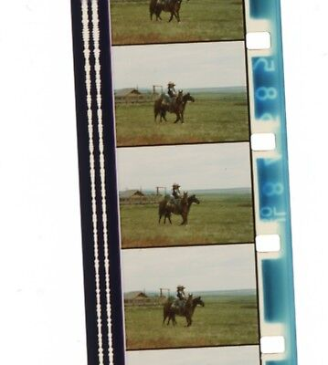 "16mm Film Print ""Alias Will James"" Cowboy writer"
