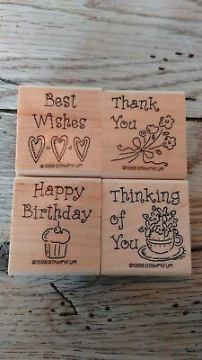 Simple wishes stampin Up stamp collection for arts and crafts