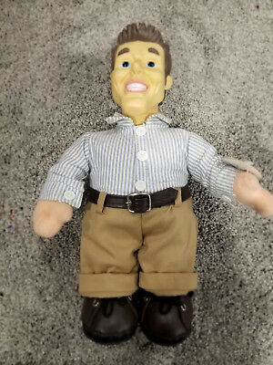 """Mr Wonderful 12"""" Talking Doll 16 Phrases Perfect Husband With Tags"""