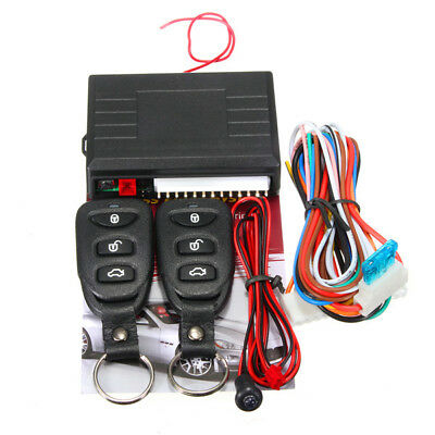 Lb405 Universal Car Vehicle Remote Central Door Lock Keyless Entry System