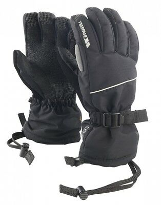 (X-Large, Black) - Trespass Tuck Ladies High Performance Glove. Free Shipping