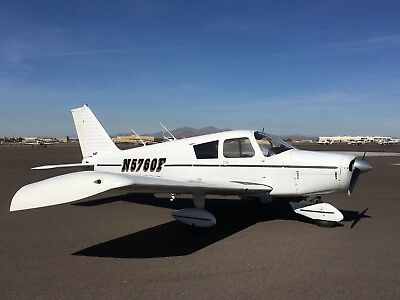 1968 Piper Cherokee PA28-140. FRESH ANNUAL INSPECTION !!!