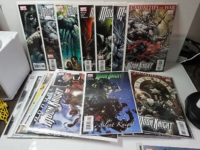 Moon Knight 1-30 Vol.3 + Annual + oneshot Complete Set Run Lot Marvel Comic 2006