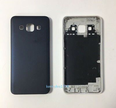 For Samsung Galaxy A7 2015 A700 A700F Rear Back Battery Door Cover Case+frame