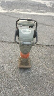 Mikasa Mtx-60. Multiquip Mq Jumping Jack Tamper Rammer Compactor - Used
