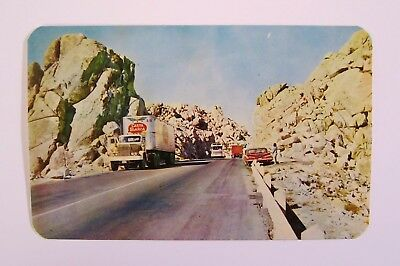 ~CARTA BLANCA BEER~ Original 1950's~1960's Post Card from MEXICO B.C. ~SWEET~
