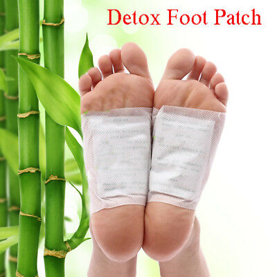 50pcs/lot Kinoki Detox Foot Patches Pain Relief Stress Relaxation Plaster C032