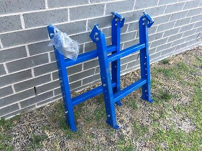 Conveyor Part 2 adjustable legs*Brand New*Yagoona Pickup