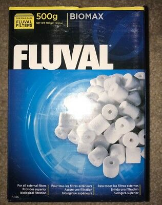 Fluval Biomax 500G Filter Media For Marine Or Tropical Fish Tank
