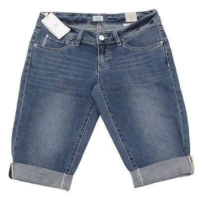 6155O bermuda jeans bimbo ARMANI JUNIOR trousers shorts kids