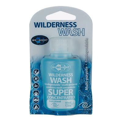 SEA TO SUMMIT Wilderness Wash 40mL | Hiking & Camping Eco Soap