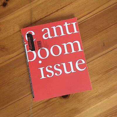 Slanted #5 Magazin für Typografie und Design, The Antiqua Boom Issue