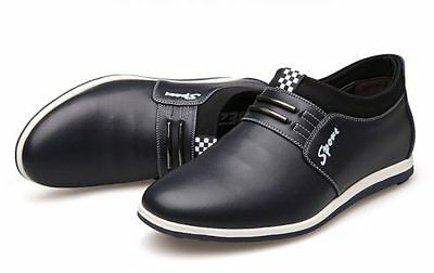 CMBL – Casual  Fashion Shoes 5cm Taller Height Increasing Shoes
