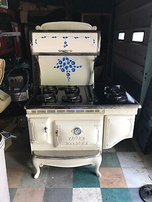 Elmira Stove Works 6 Burner Replica Gas Stove Cook's Delight 1996 model 1867
