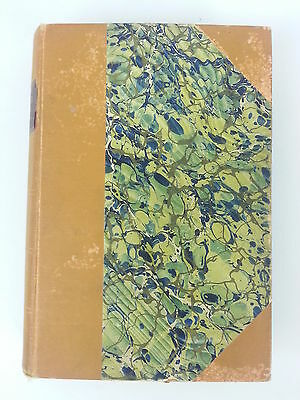 Antique 1895 HYPATIA Or New Foes With An Old Face Charles Kingsley Book