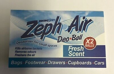 Pair of deo balls, deodorant balls,shoes,trainers,drawers, cupboards,car,
