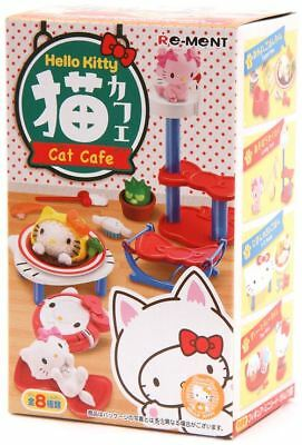 Sanrio Hello Kitty Cat Cafe Re-ment Miniature Blind Box