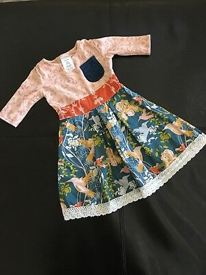PERSNICKETY Dress Size 18 Mo