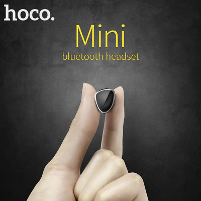 Hoco Mini Bluetooth 4.1 Stereo Headset In-Ear Wireless Earphone Earbud Headphone