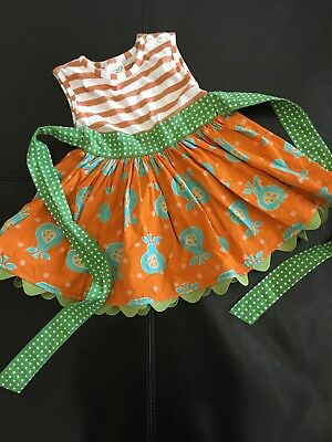 PERSNICKETY Dress Baby Size 6-12 Mo