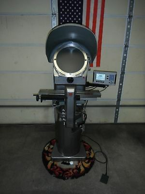 Refurbished Jones & Lamson PC-14A Optical Comparator with 4 Month Warranty!!