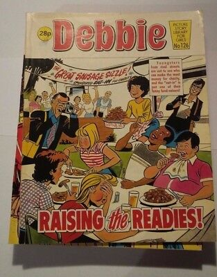 Debbie Picture Story Library For Girls No:126