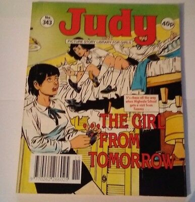 Judy Picture Story Library For Girls 343