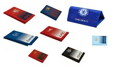 Football Club Wallets Arsenal Barcelona Chelsea Man Utd Man City Spurs West Ham